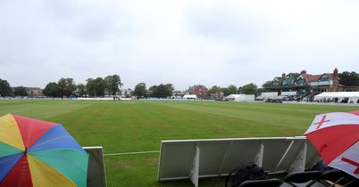 Rain pain for Sussex