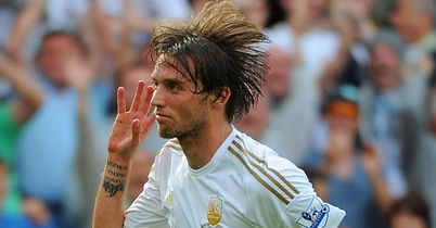 Michu: Fired Swansea to surprise triumph over Arsenal