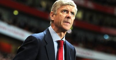 Arsene Wenger: Arsenal manager was reportedly in the hunt for winger Aron Johannsson