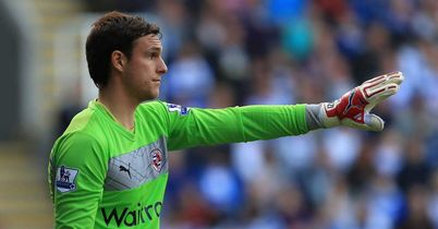 Alex McCarthy: Made a string of fine saves to deny Liverpool