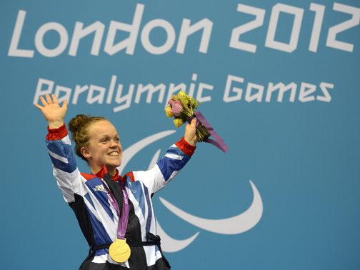 Ellie Simmonds' success was not matched by many team-mates