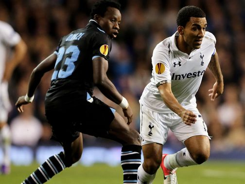 Aaron Lennon: Was subject to racist abuse