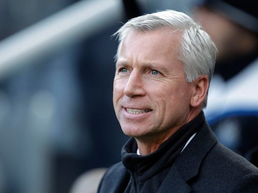 Alan Pardew: New eight-year contract