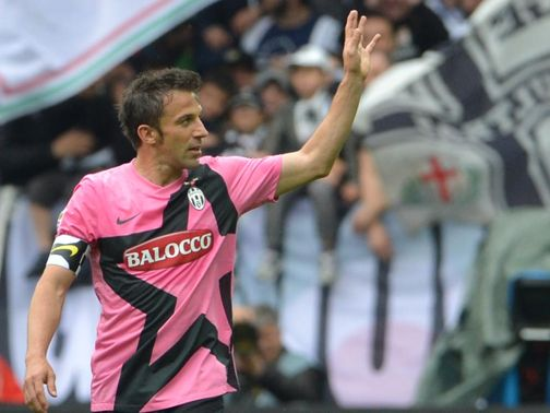 Sydney are hoopeful that they can keep hold of Del Piero