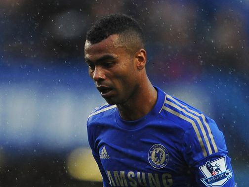 Ashley Cole: Praised by Hodgson