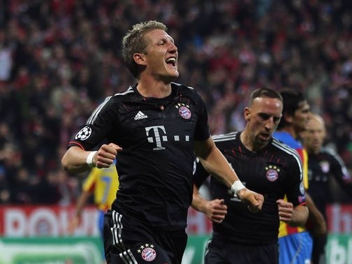 Bastian Schweinsteiger: Ready for Arsenal challenge
