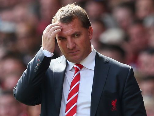 Brendan Rodgers: We're still getting the balance together