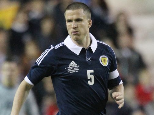 Gary Caldwell: Won't throw in the towel
