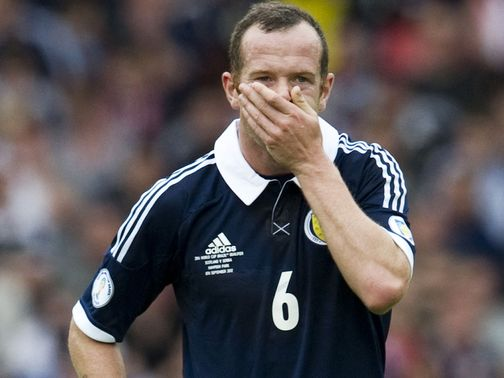 Charlie Adam: Won't think about defeat