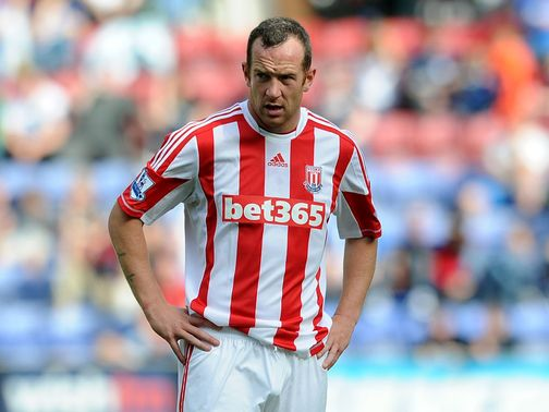 Charlie Adam: Returns for Stoke after suspension