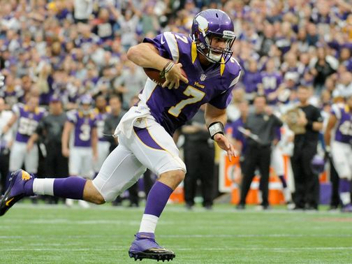 Minnesota Vikings: Set to face Pittsburgh Steelers at Wembley