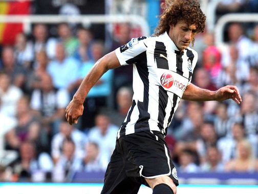 Fabricio Coloccini: Committed to Newcastle