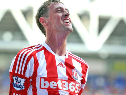 Peter Crouch: Owen is a huge boost