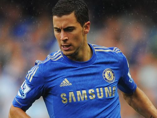 Eden Hazard: No regrets over Chelsea move