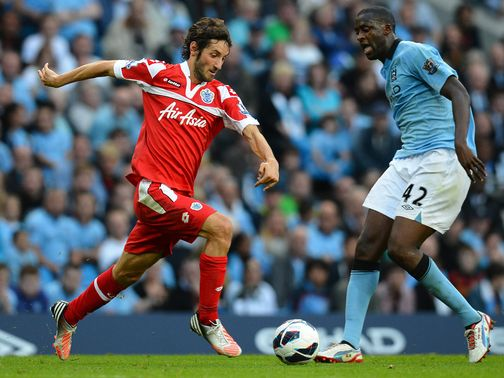 Esteban Granero: Focus on QPR