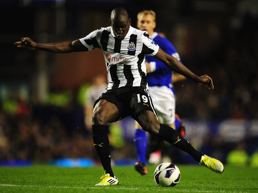 Demba Ba: Could look at other solutions
