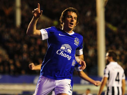 Baines: Could miss Man City clash