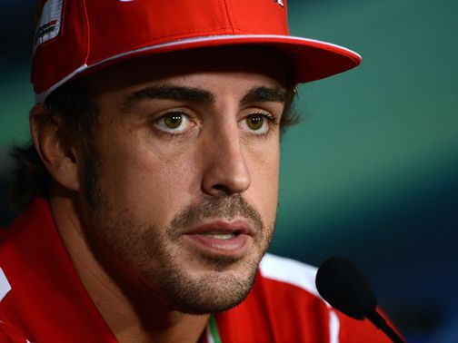 Fernando Alonso: Tipped for victory