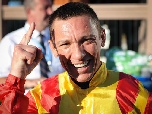 Frankie Dettori: Has picked up the ride aboard Camelot