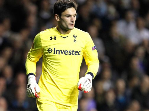 Lloris: Spurs face Inter next in Europe