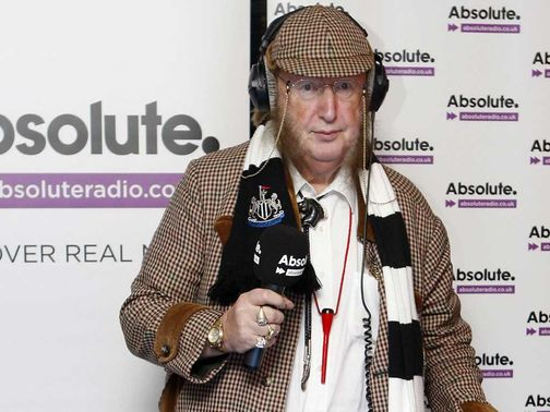 John McCririck has started legal proceedings