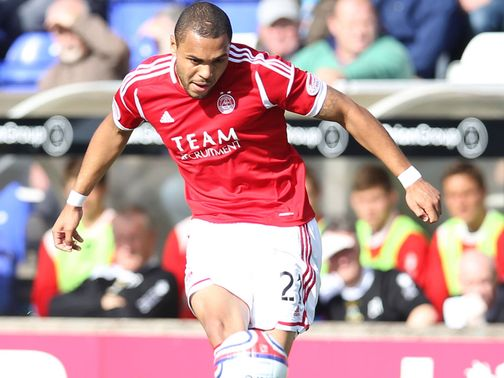 Josh Magennis: Wanting to be in top two