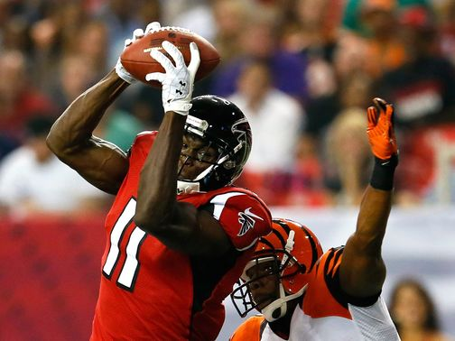 Julio Jones: Looks on the brink of a big season