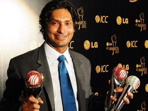 Kumar Sangakkara: Won three awards