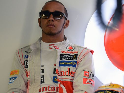 Hamilton: Linked with Mercedes