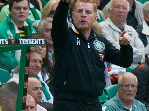 Neil Lennon: Preparing for Benfica game