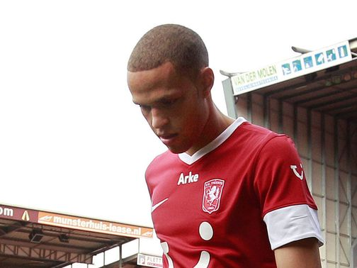 Luc Castaignos: Scored for Twente