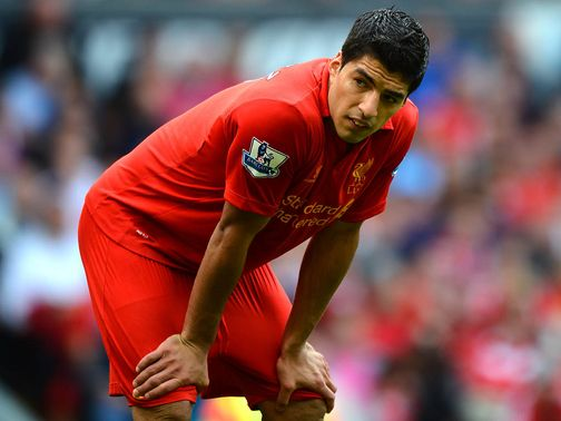 Luis Suarez: Backed by Brendan Rodgers