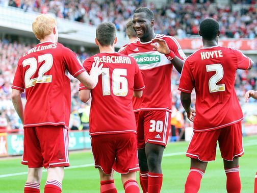 Middlesbrough can celebrate another victory