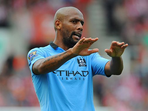 Maicon: Eyeing quick improvement