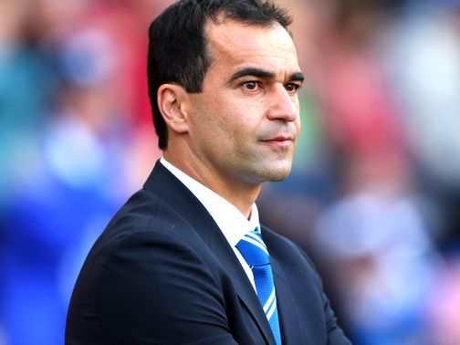 Roberto Martinez: Glad he stayed