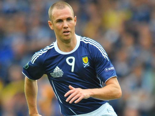Kenny Miller: Linked with Hibs loan move