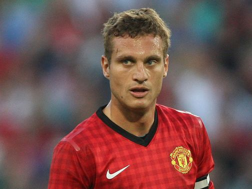 Nemanja Vidic: Trained on Tuesday morning