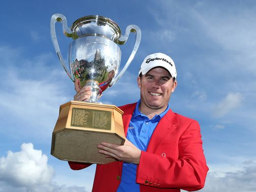 Richie Ramsay: Won the European Masters