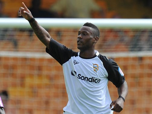 Jennison Myrie-Williams: Amongst the goals