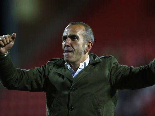 Paolo Di Canio: Backed for Swindon return