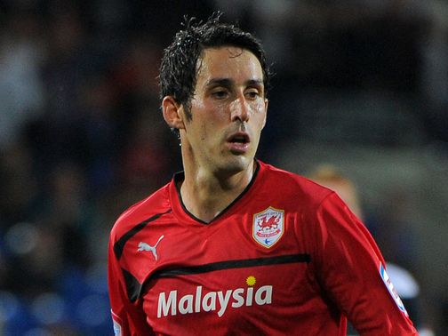 Whittingham: Scored for Cardiff