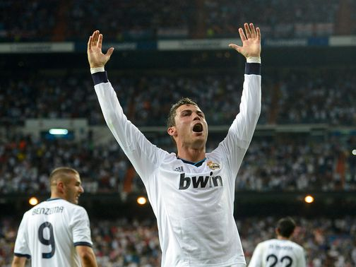 Cristiano Ronaldo: Scored the winning goal