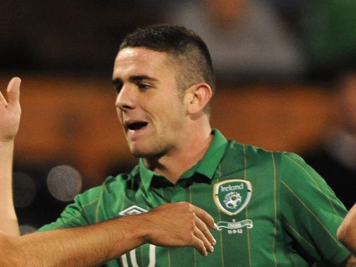 Robbie Brady: Left Old Trafford to join Hull