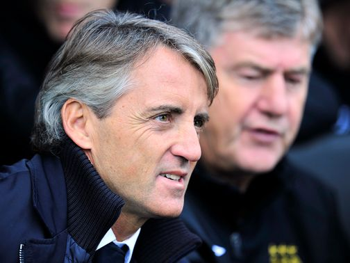 Roberto Mancini: A big fan of our Cheeky
