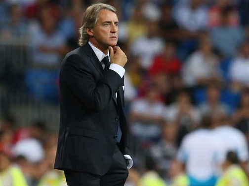 Mancini: Critical of his players