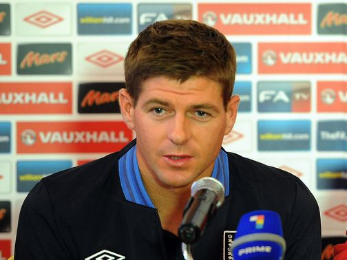 Gerrard: Says England must learn from mistakes