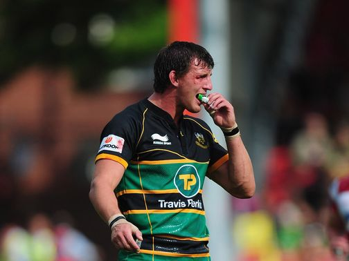 Tom Wood: Returns to the Northampton back row