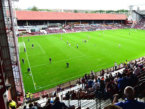 Hearts: Banned from signing players until December 23