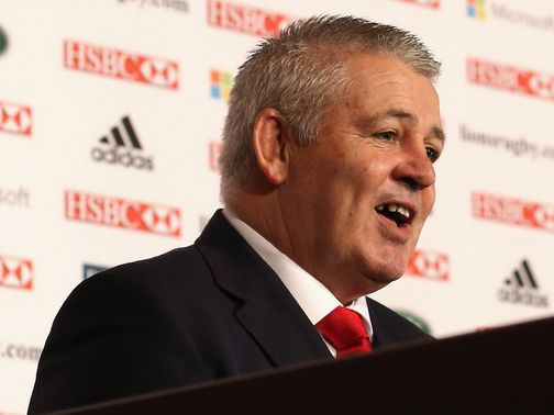 Warren Gatland: Hoping to finish 2012 with a flourish