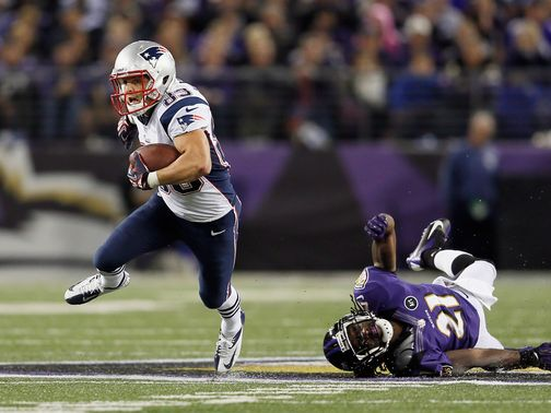 Even money for a TD from Wes Welker looks good business